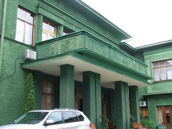 Дача Сталина в Сочи (Россия)