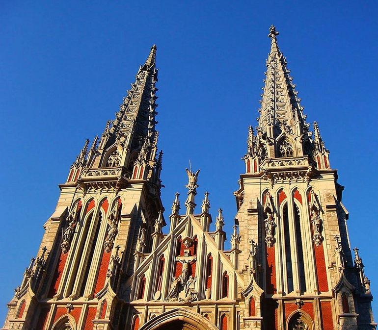 Костёл Святого Николая в Киеве