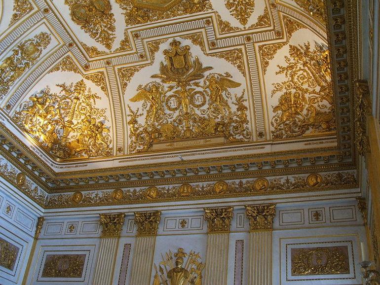 Дворец Реджа ди Казерта (Италия)