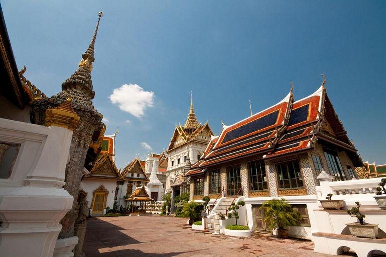 Ват Пхо: Храм Лежащего Будды (Таиланд)