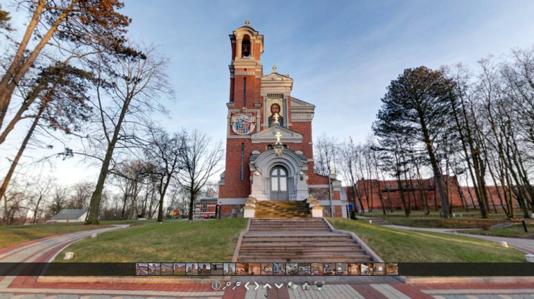 Мирский замок: визитная карточка Беларуси
