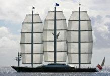Мальтийский сокол: самая большая парусная яхта