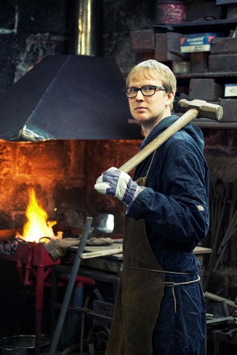 Мэтт Фрост: 52 профессии за год (Англия)