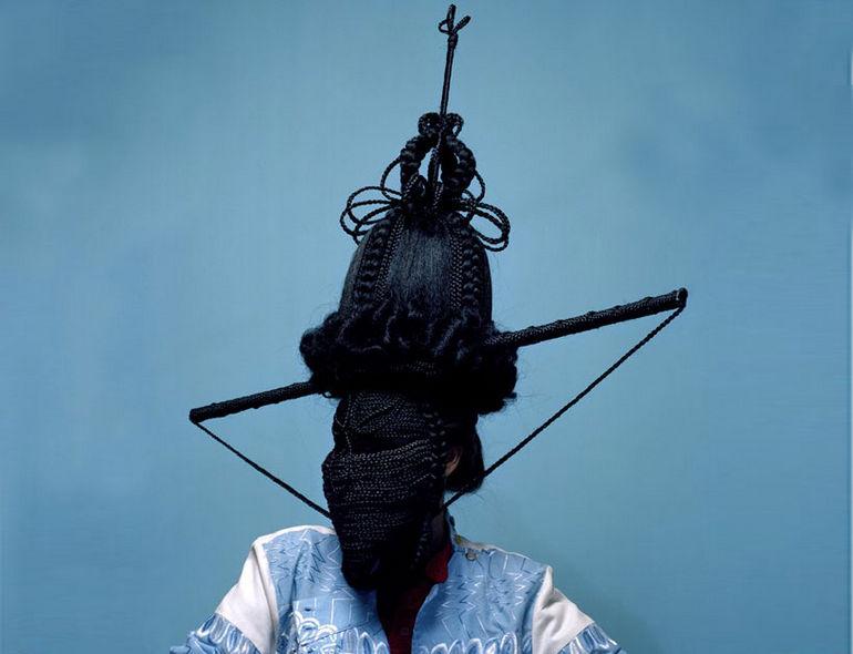 Прически-скульптуры от Джоанны Пти-Фрер