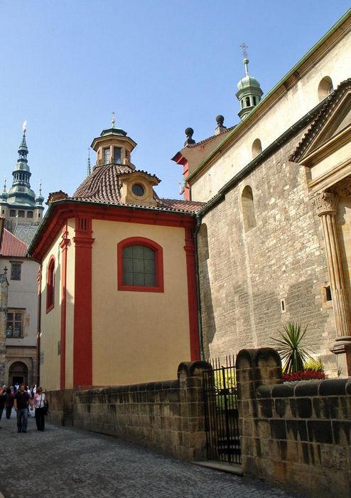 Монастырь Святого Георгия в Праге