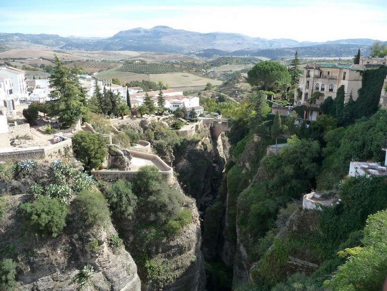 Ронда, душа Андалусии Испания