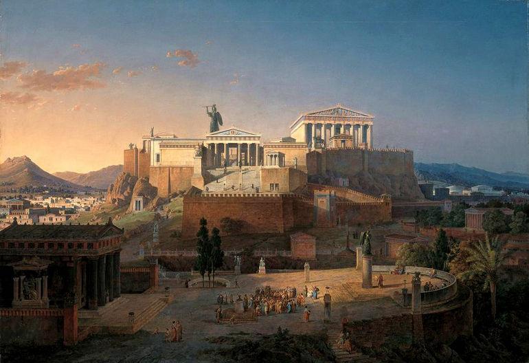 Акрополь: сердце Афин (Греция)