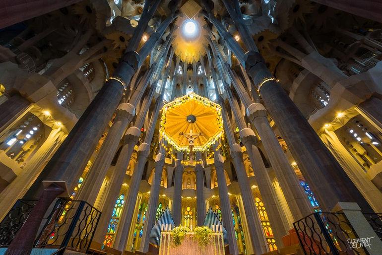Интерьер Храм Святого Семейства отClement Celma