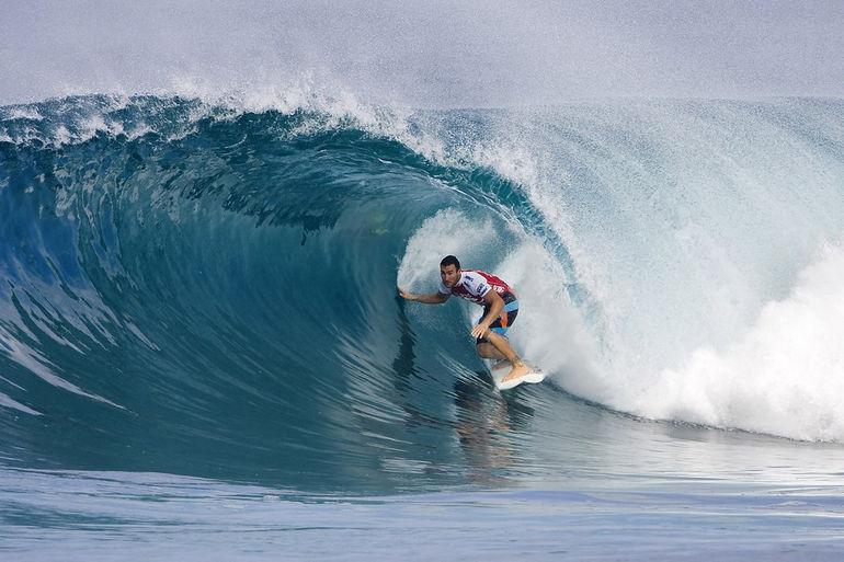 Чемпионат по серфингу Pipeline Masters (Гавайи)