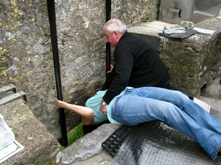Ирландия: Камень красноречия