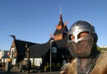 Исландский отель Викинг