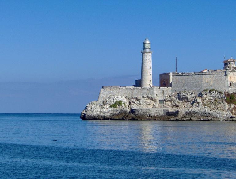 Ла-Кабанья: крепость в Гаване (Куба)