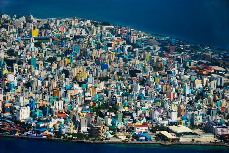 Мале: самая маленькая столица в мире (Мальдивы)