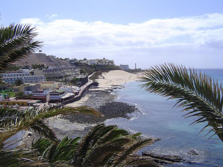 Фуэртевентура: пляжный рай