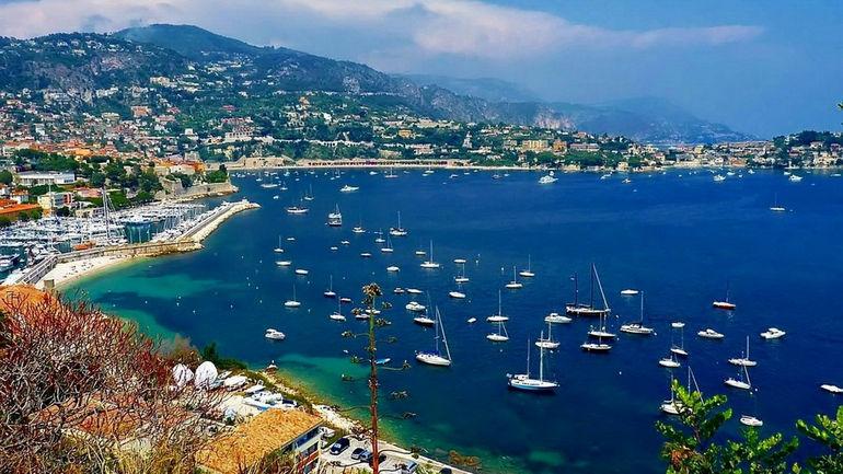 Лазурный берег: средиземноморский рай (Франция)