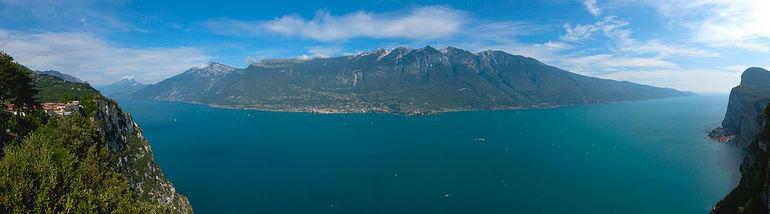 Гарда - самое большое озеро в Италии