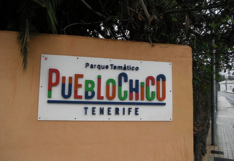 Пуэбло Чико: потрясающий парк миниатюр на острове Тенерифе (Испания)