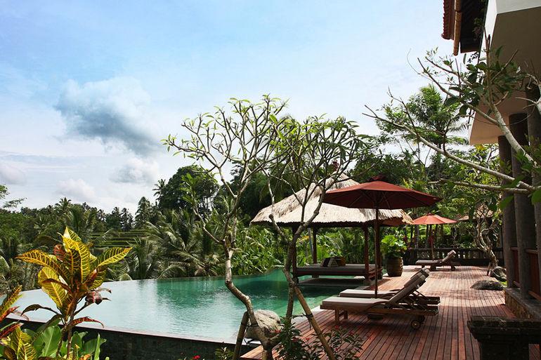 отель Villa Bayad на Бали (Индонезия)