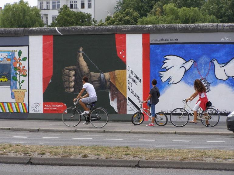 Берлинская стена (Германия)