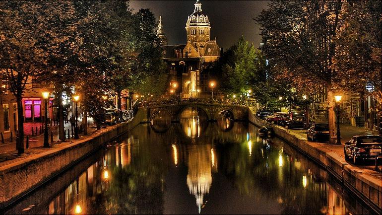 Как провести время в Амстердаме