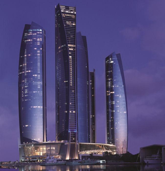 Лучшие отели Абу-Даби: роскошь современного востока (ОАЭ)