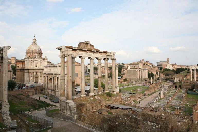 Капитолий: сердце Рима (Италия)