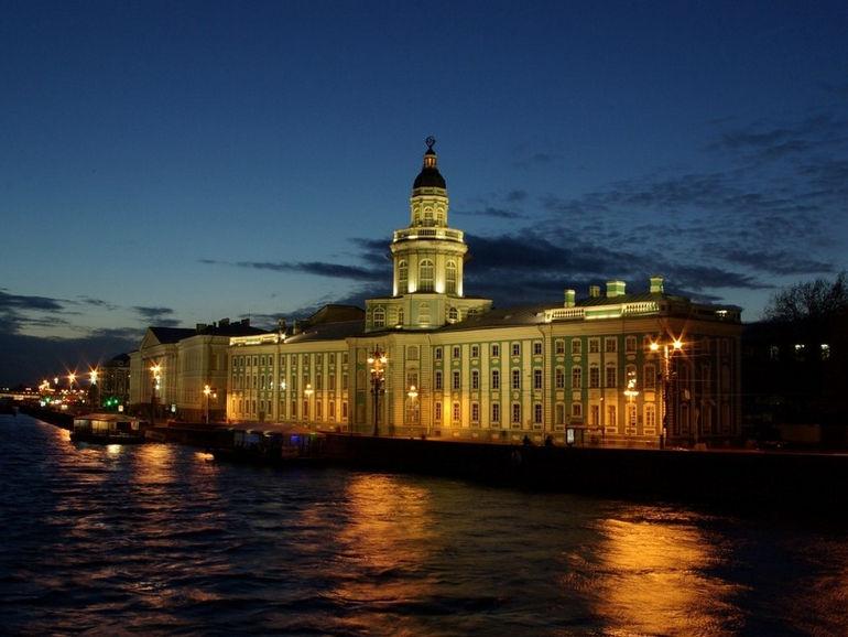 Кунсткамера: мир познаний российской науки (Россия)