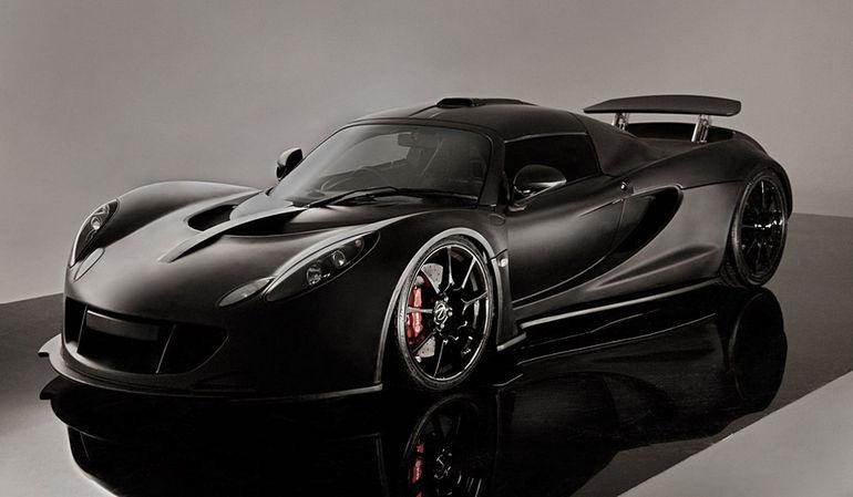 Hennessey Venom GT: 1244 лошадиные силы под капотом