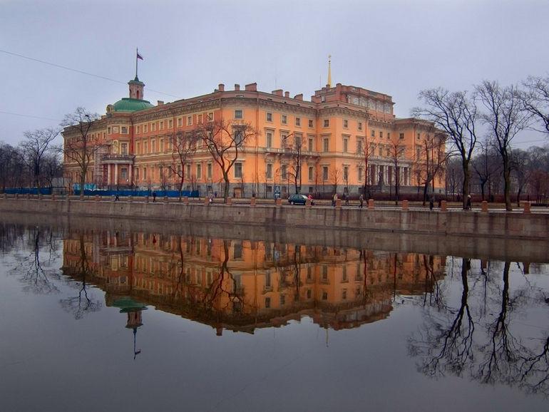 Михайловский замок: неизведанная страница Петербурга