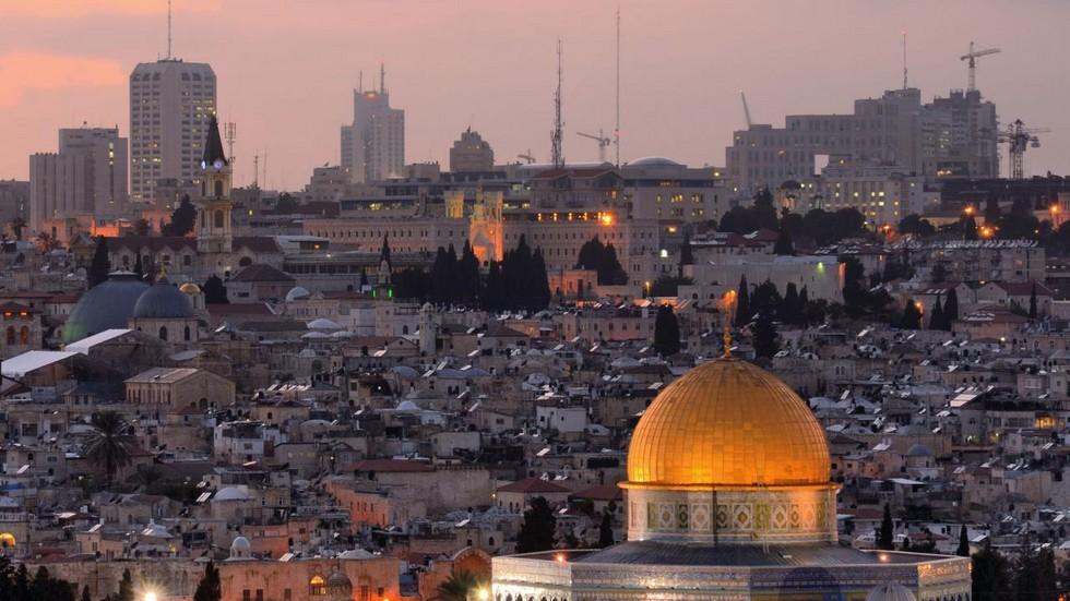 іzrayil-yerusalym-kupol-skelі