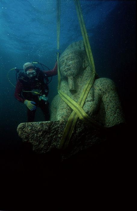 Город Гераклион (Египет)