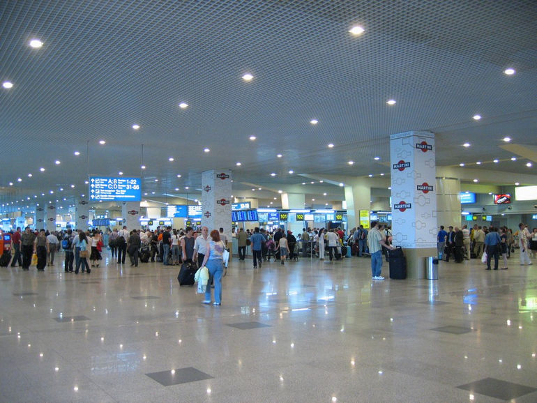 Domodedovo-terminal