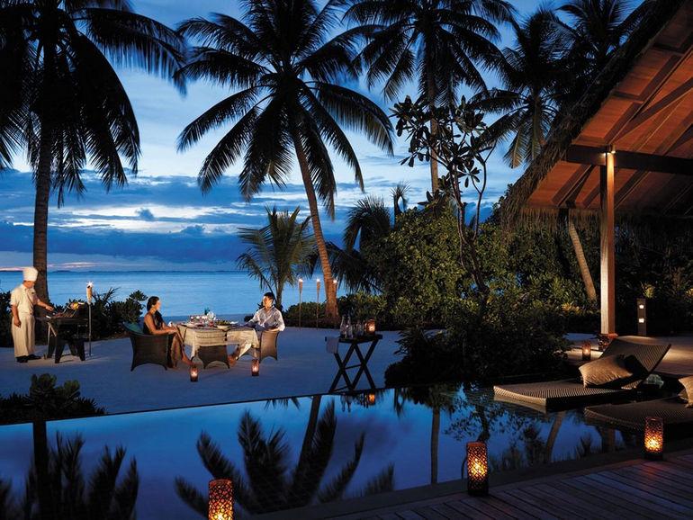 Shangri-La Villingili Resort and Spa in Maldives