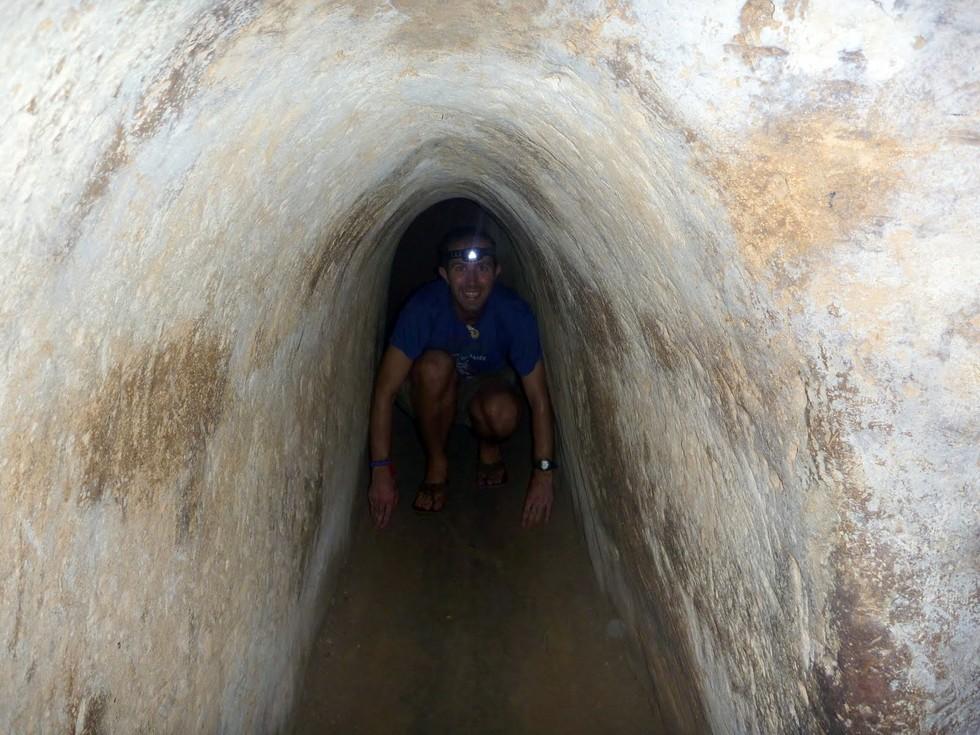 Туннели Ку-Чи (4)