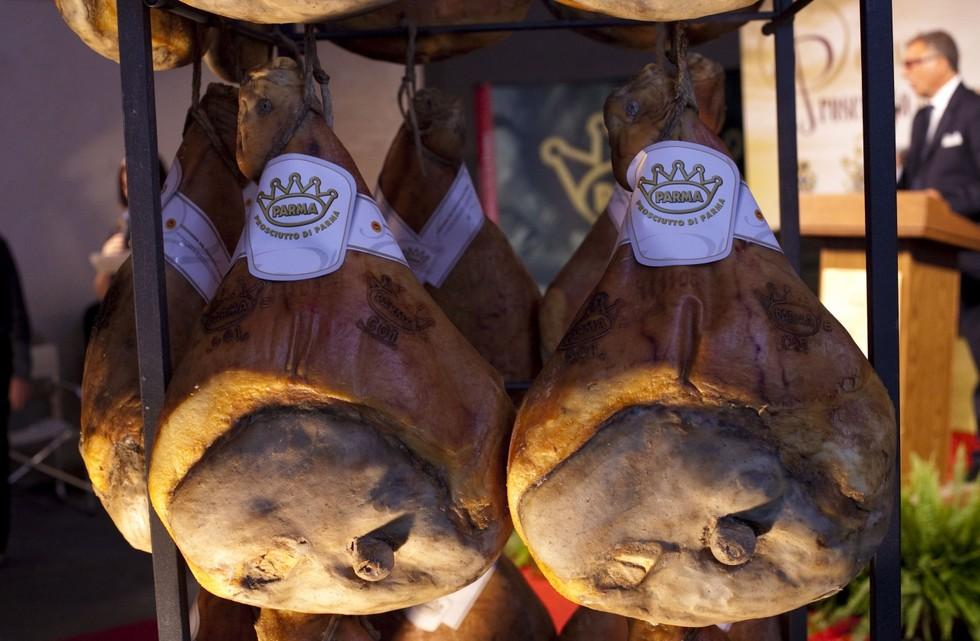 Фестиваль пармской ветчины (Италия)