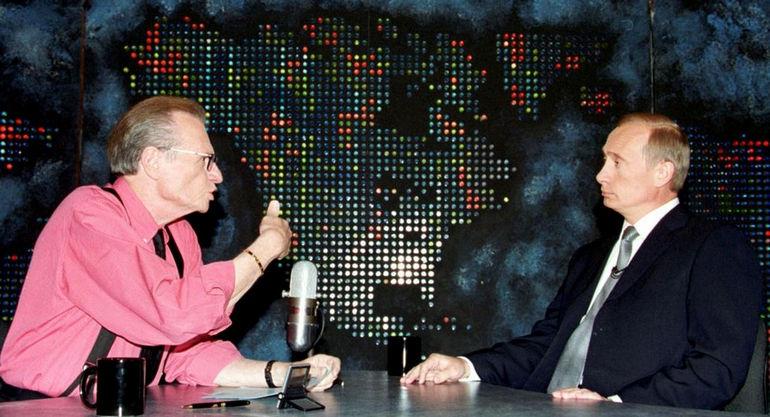 Ларри Кинг: самый высокооплачиваемый тележурналист в мире