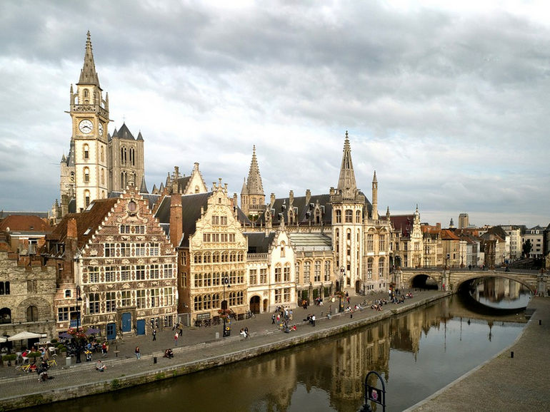 Город Гент (Бельгия)