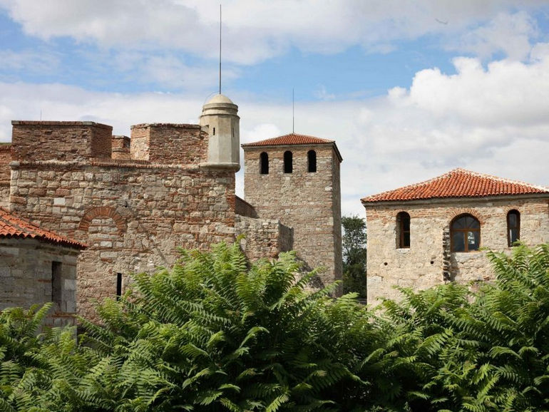 Крепость Баба Вида (Болгария)