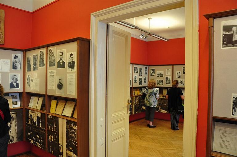 Музей Зигмунда Фрейда в Вене (Австрия)