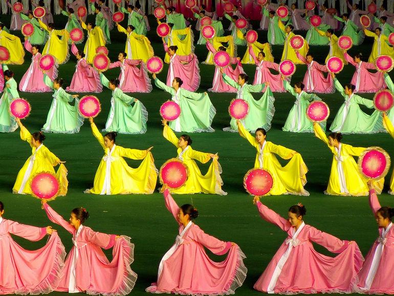 Шоу Ариран: неиссякаемый северокорейский патриотизм