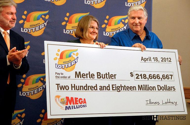 Illinois Lottery winners 1