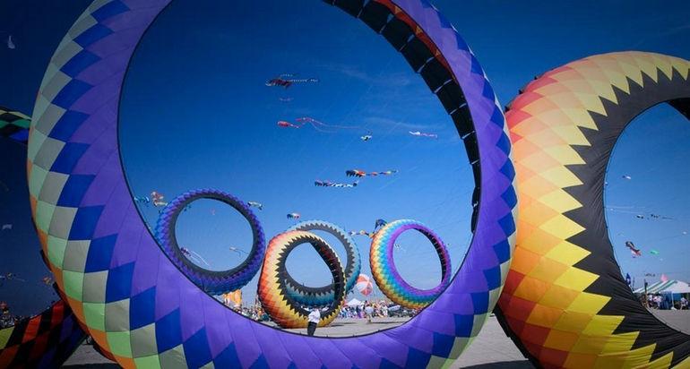 Фестиваль воздушных змеев (Таиланд)