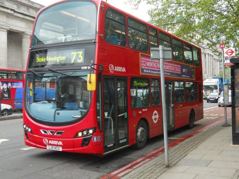 Лондонский даблдекер: символ английской столицы