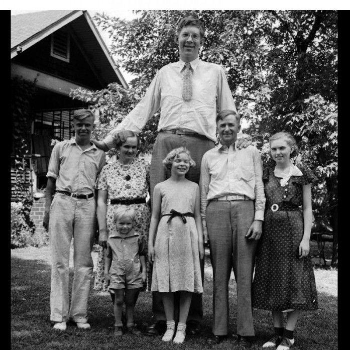 Роберт Уодлоу: самый высокий человек в истории (США)