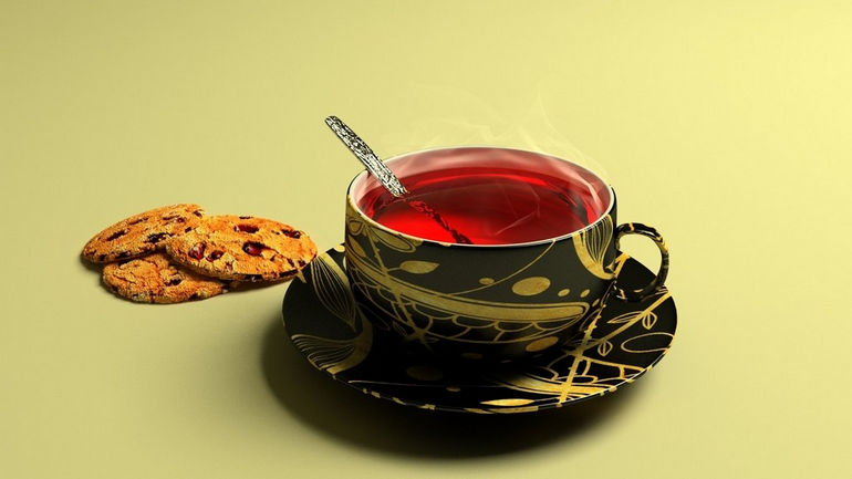 Чай каркаде (Египет)