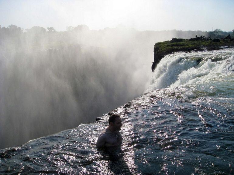 Водопад Виктория (Замбия)