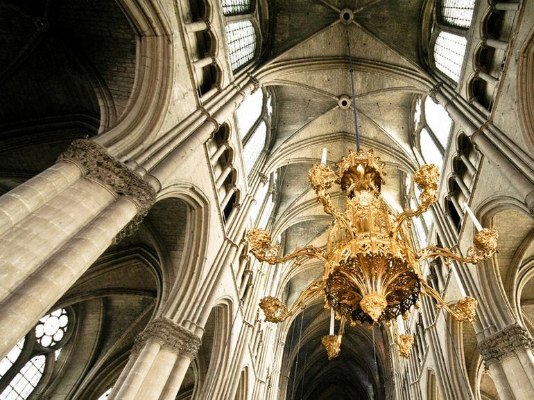 Реймсский собор (Франция)