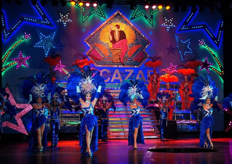 Яркие шоу тайцев: новый взгляд на экзотический Таиланд