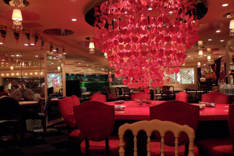 Alice Cafe Japan