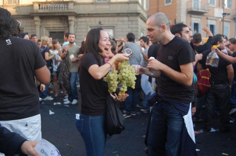 Marino Grape Festival: ежегодный фестиваль вина (Италия)